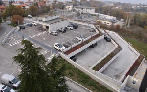 Parking Hospital3