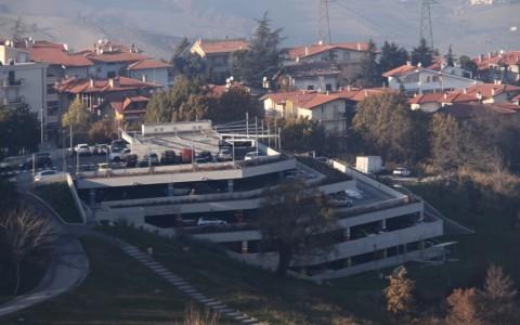 Parking Hospital4
