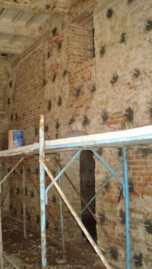 Villa manzoni before restoration