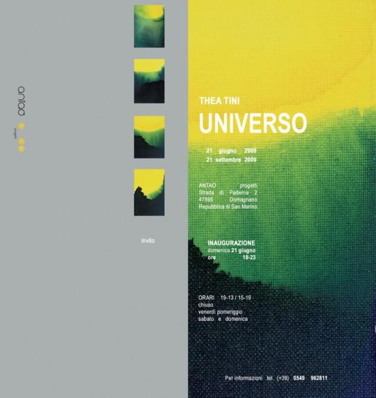Thea Tini, Universo