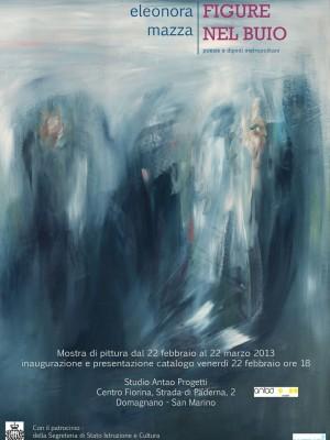 Figure nel buio, poesie e dipinti metropolitani